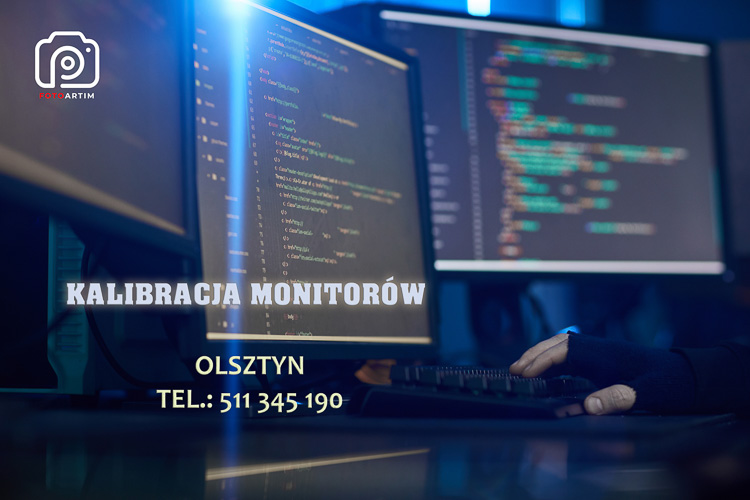 kalibracja monitorów